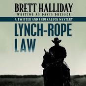 Lynch-Rope Law, by Brett Halliday