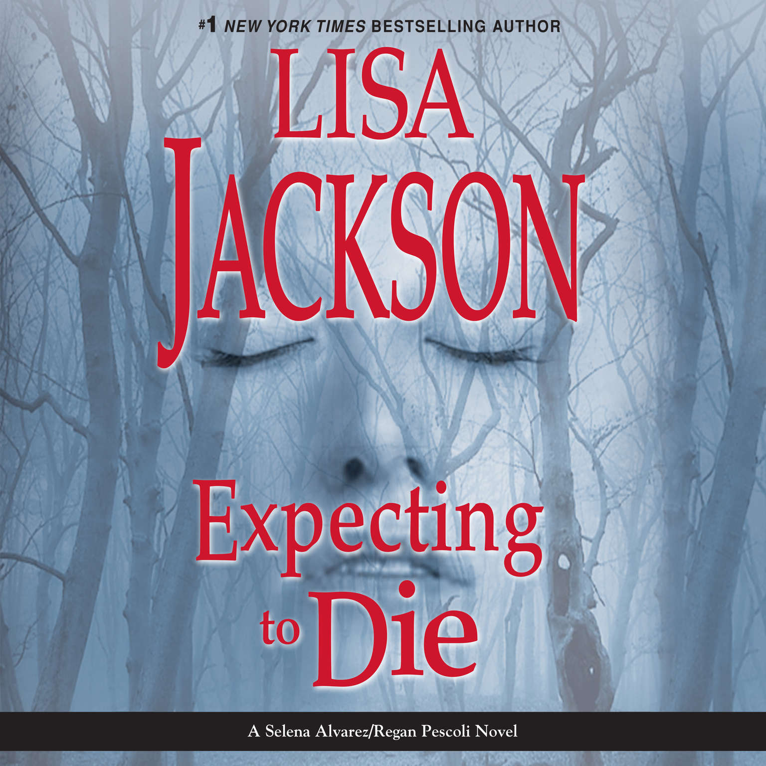 Printable Expecting to Die Audiobook Cover Art