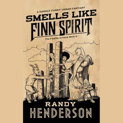 Smells Like Finn Spirit Audiobook, by Randy Henderson