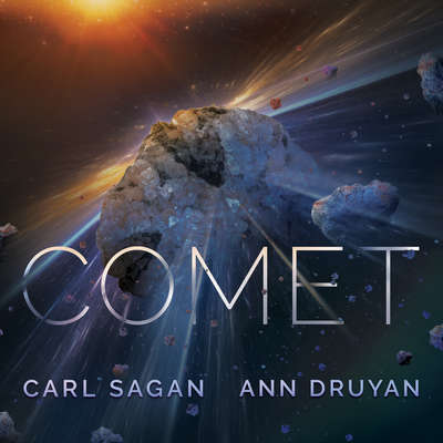 Comet Audiobook, by Carl Sagan