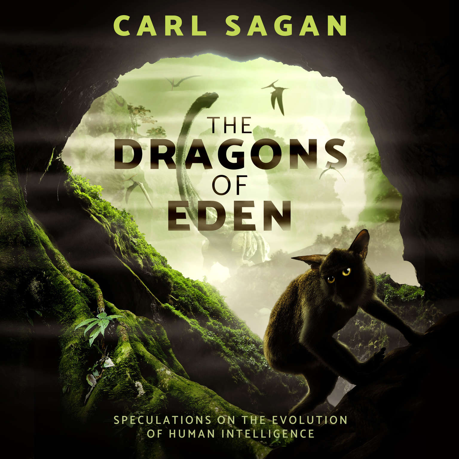 The Dragons of Eden: Speculations on the Evolution of Human Intelligence  Audiobook, by Carl