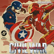 Phase Three: Marvel's Captain America: Civil War, by Alex Irvine, Marvel Press