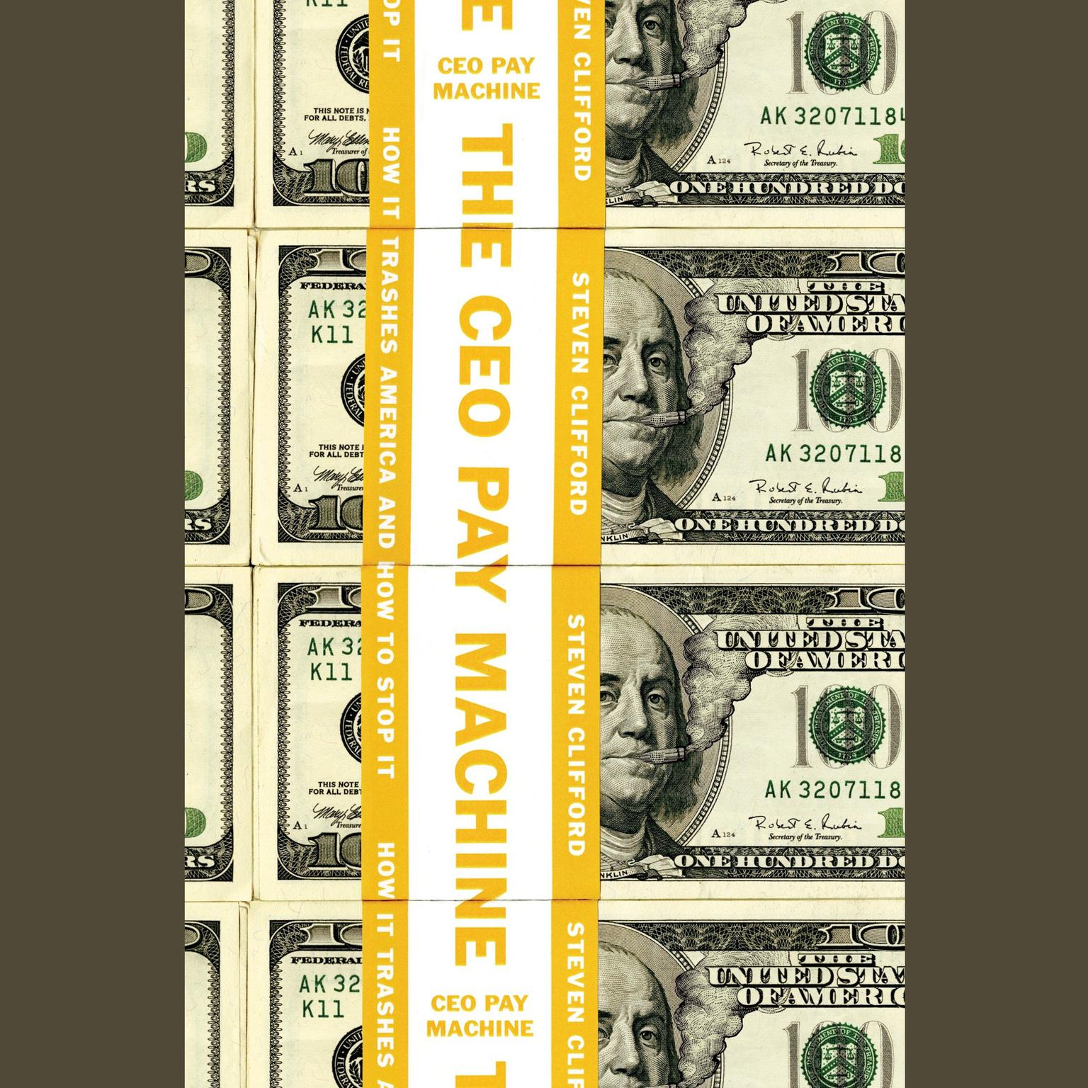Printable The CEO Pay Machine: How it Trashes America and How to Stop it Audiobook Cover Art