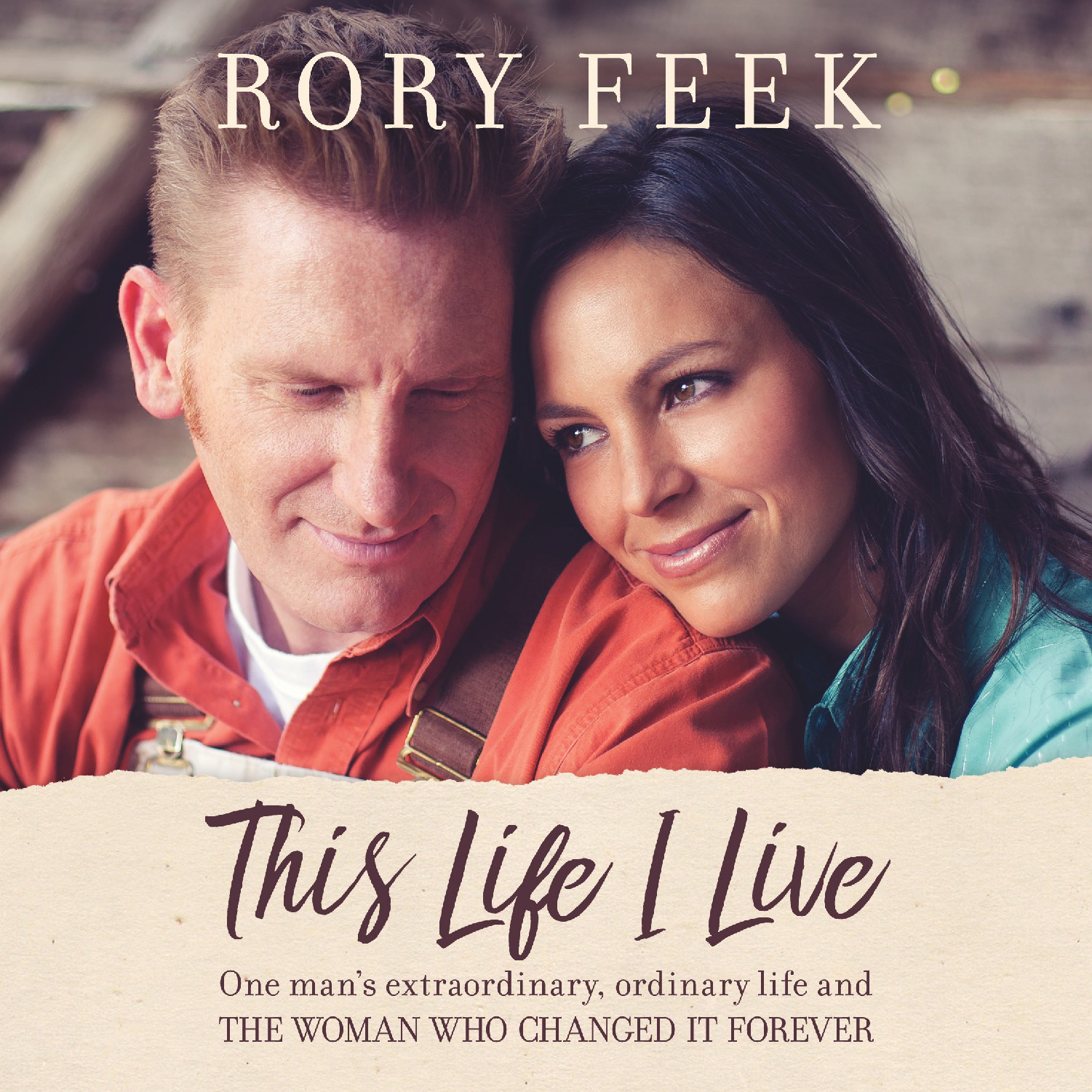 Printable This Life I Live: One Man's Extraordinary, Ordinary Life and the Woman Who Changed It Forever Audiobook Cover Art