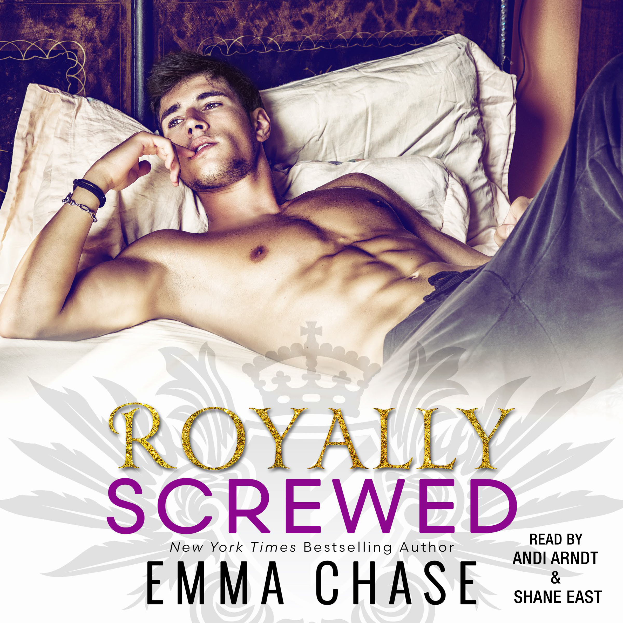 Printable Royally Screwed Audiobook Cover Art
