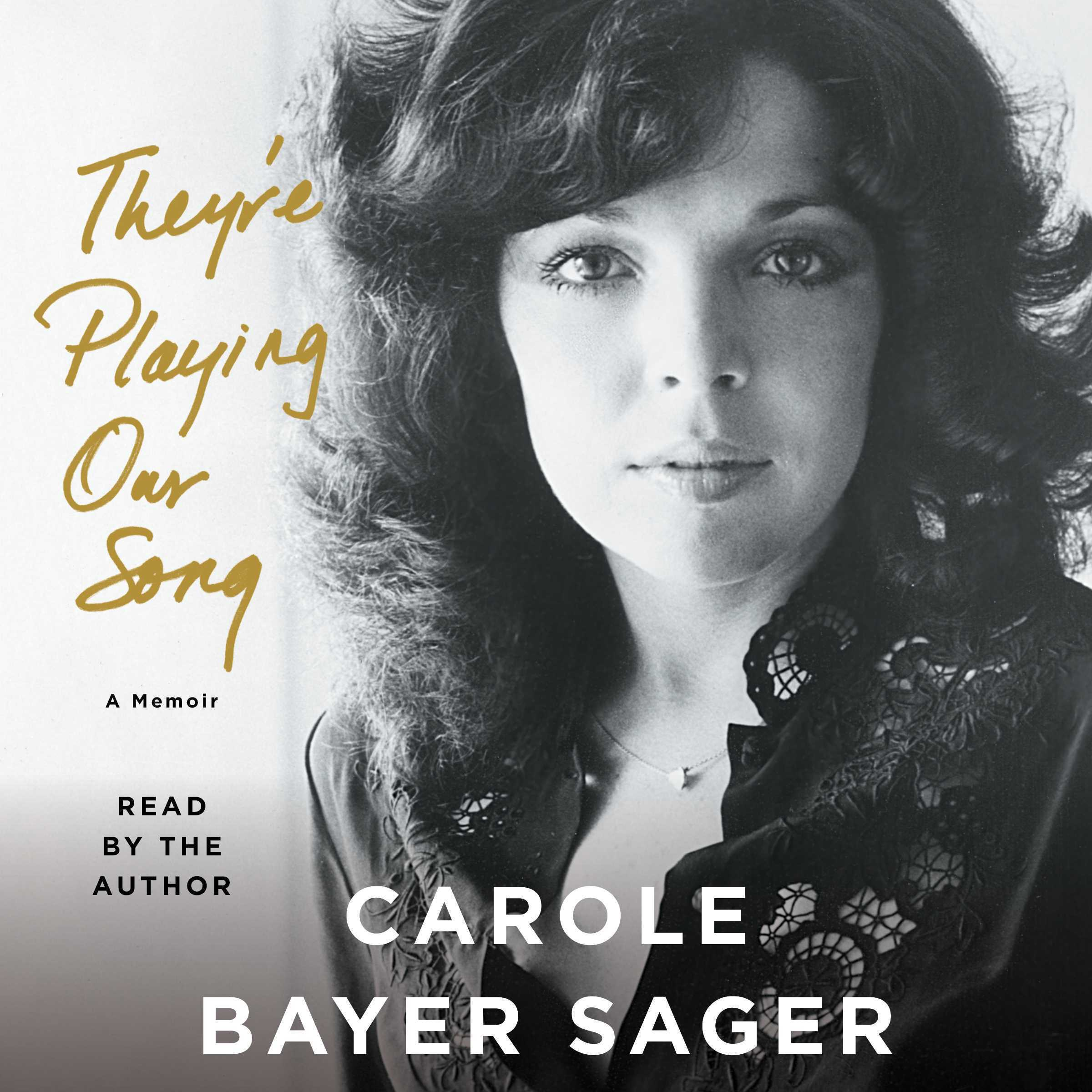 Printable They're Playing Our Song: A Memoir Audiobook Cover Art
