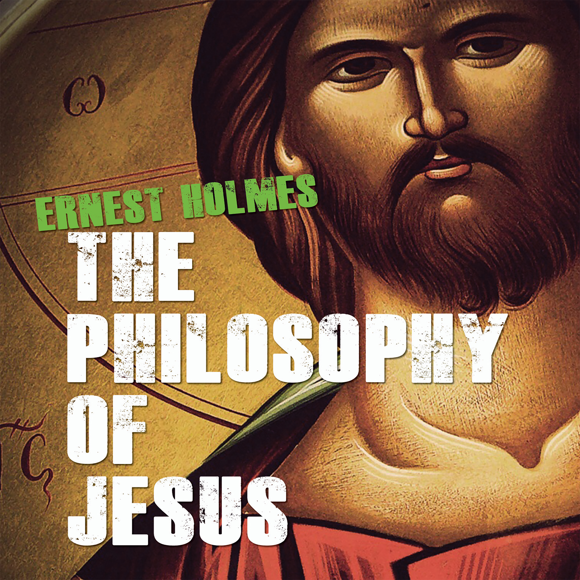 Printable The Philosophy of Jesus: Updated and Gender-Neutral Audiobook Cover Art