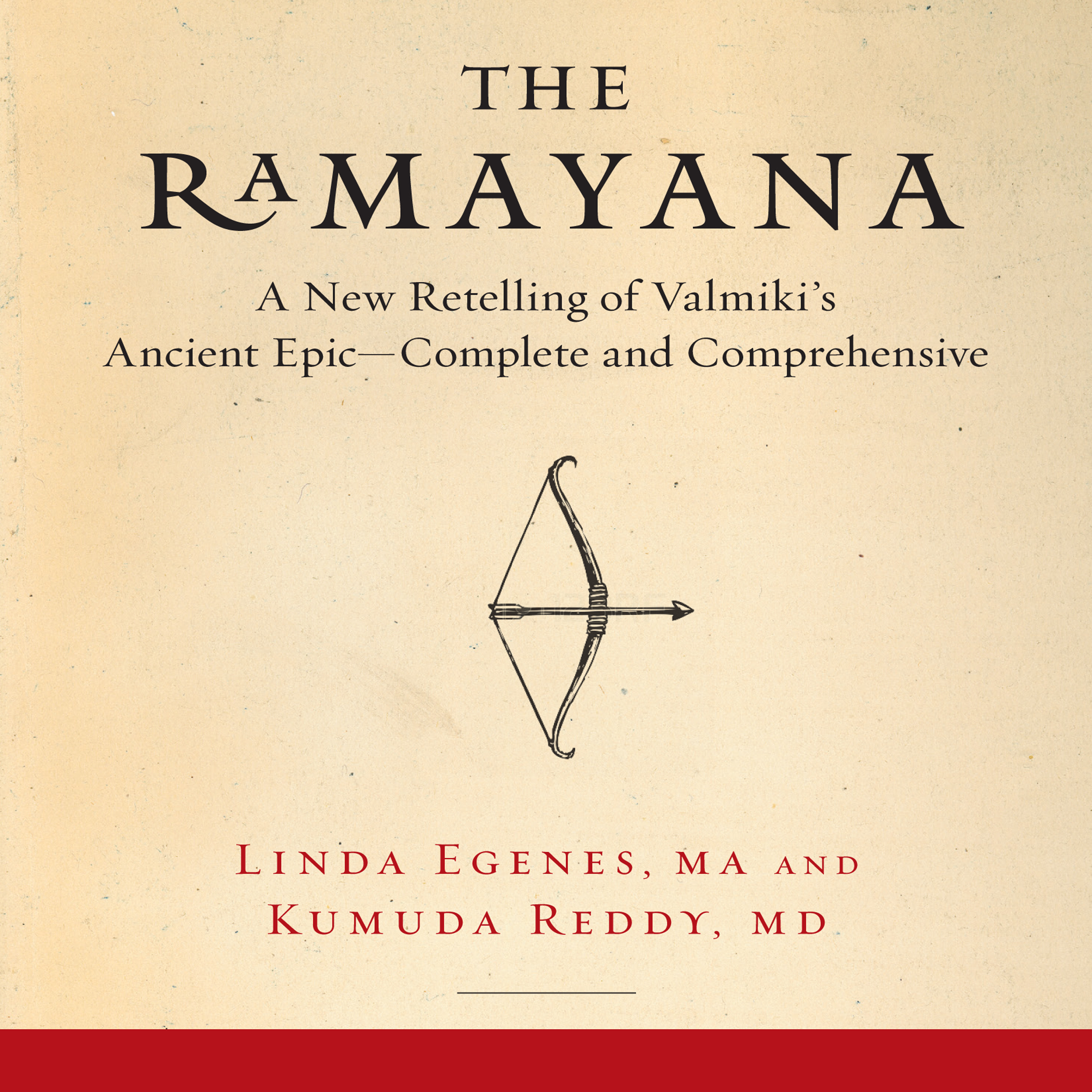 Printable The Ramayana: A New Retelling of Valmiki's Ancient Epic--Complete and Comprehensive Audiobook Cover Art