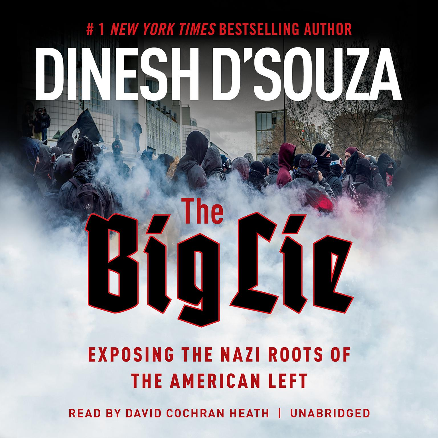 Printable The Big Lie: Exposing the Nazi Roots of the American Left Audiobook Cover Art