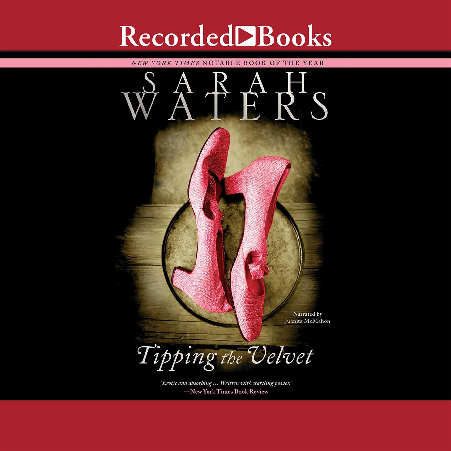 Printable Tipping the Velvet: A Novel Audiobook Cover Art