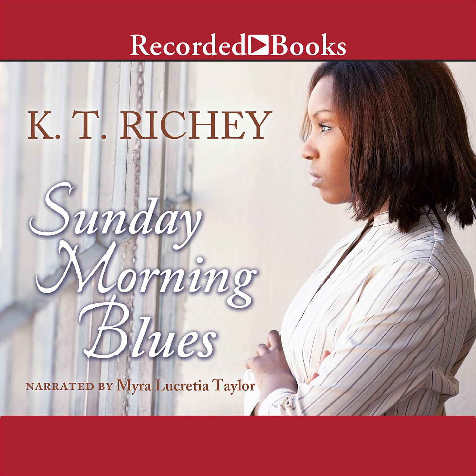 Printable Sunday Morning Blues Audiobook Cover Art