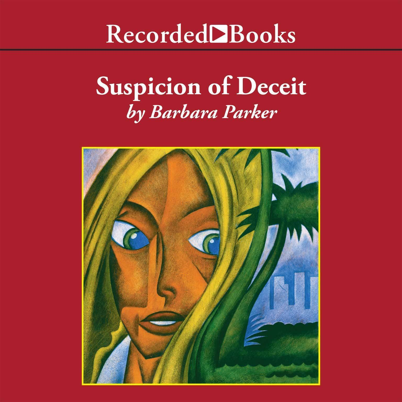 Printable Suspicion of Deceit Audiobook Cover Art
