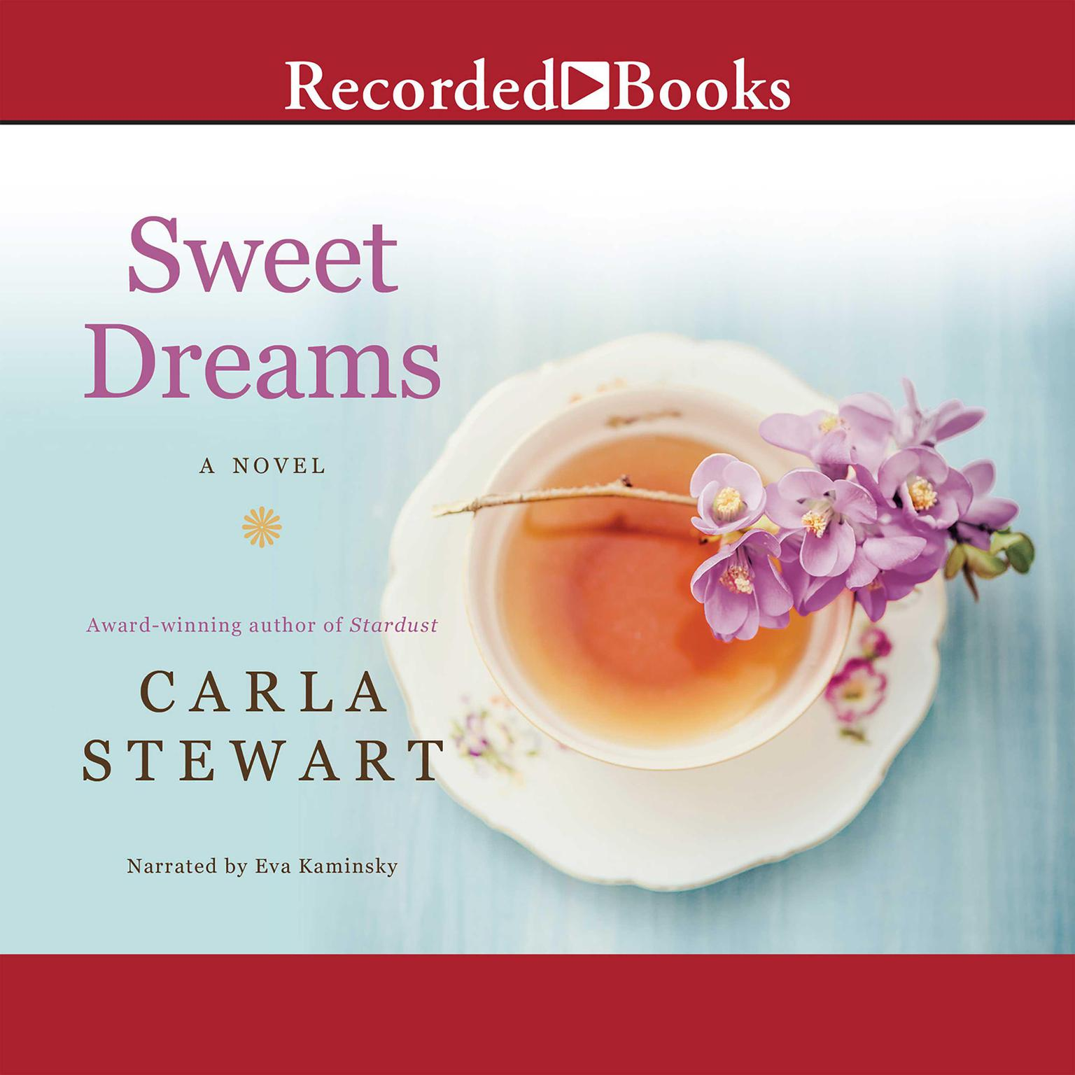 Printable Sweet Dreams: A Novel Audiobook Cover Art