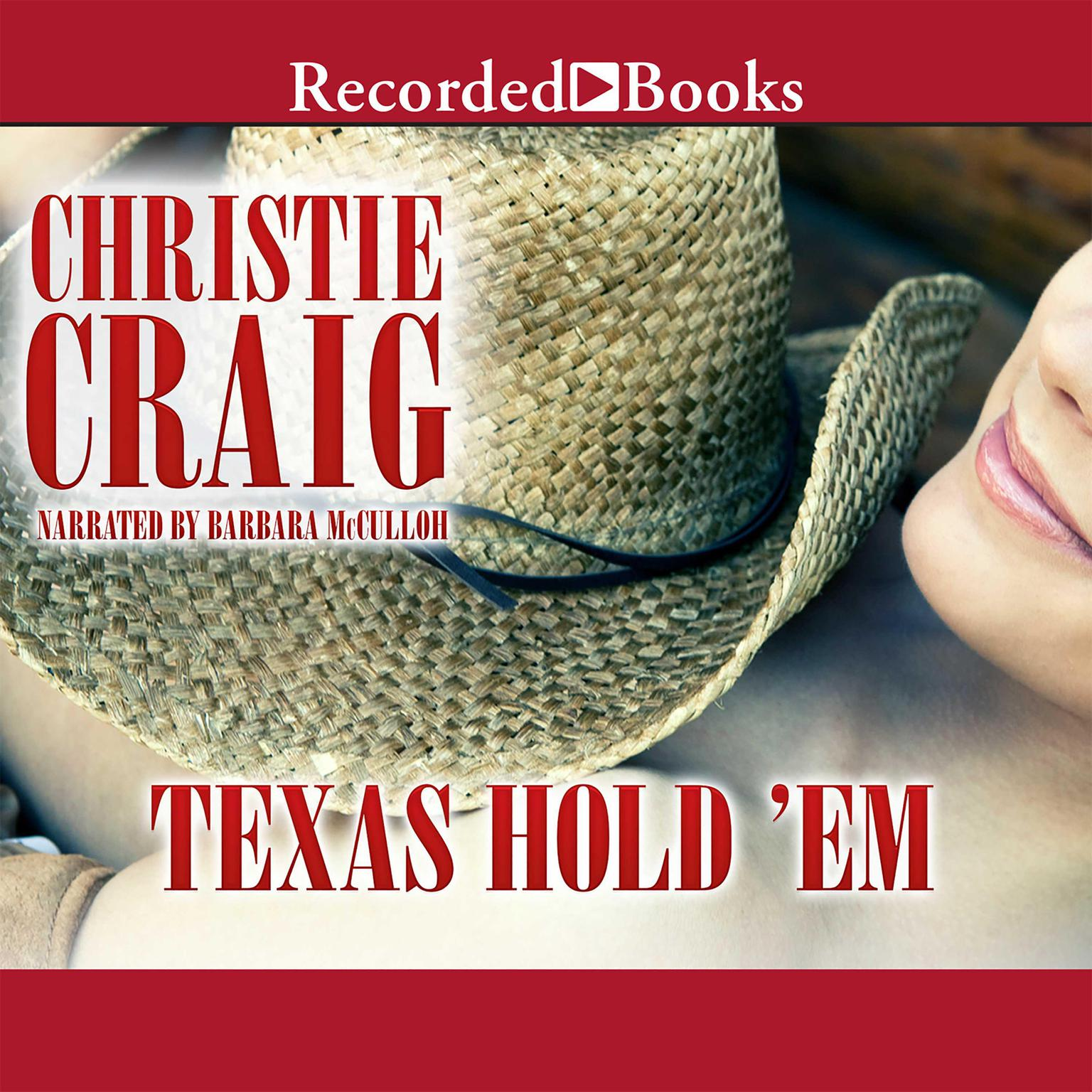 Printable Texas Hold 'Em Audiobook Cover Art