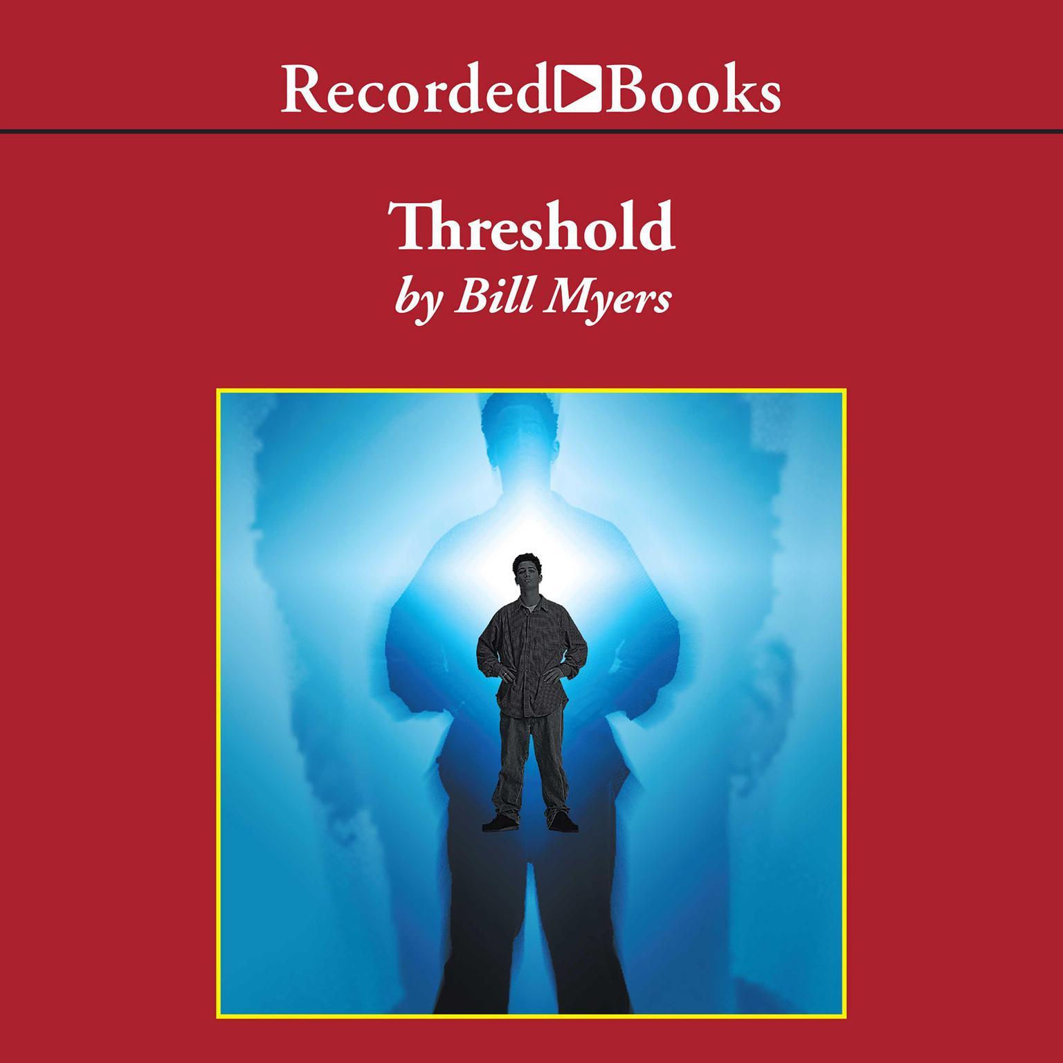 Printable Threshold Audiobook Cover Art