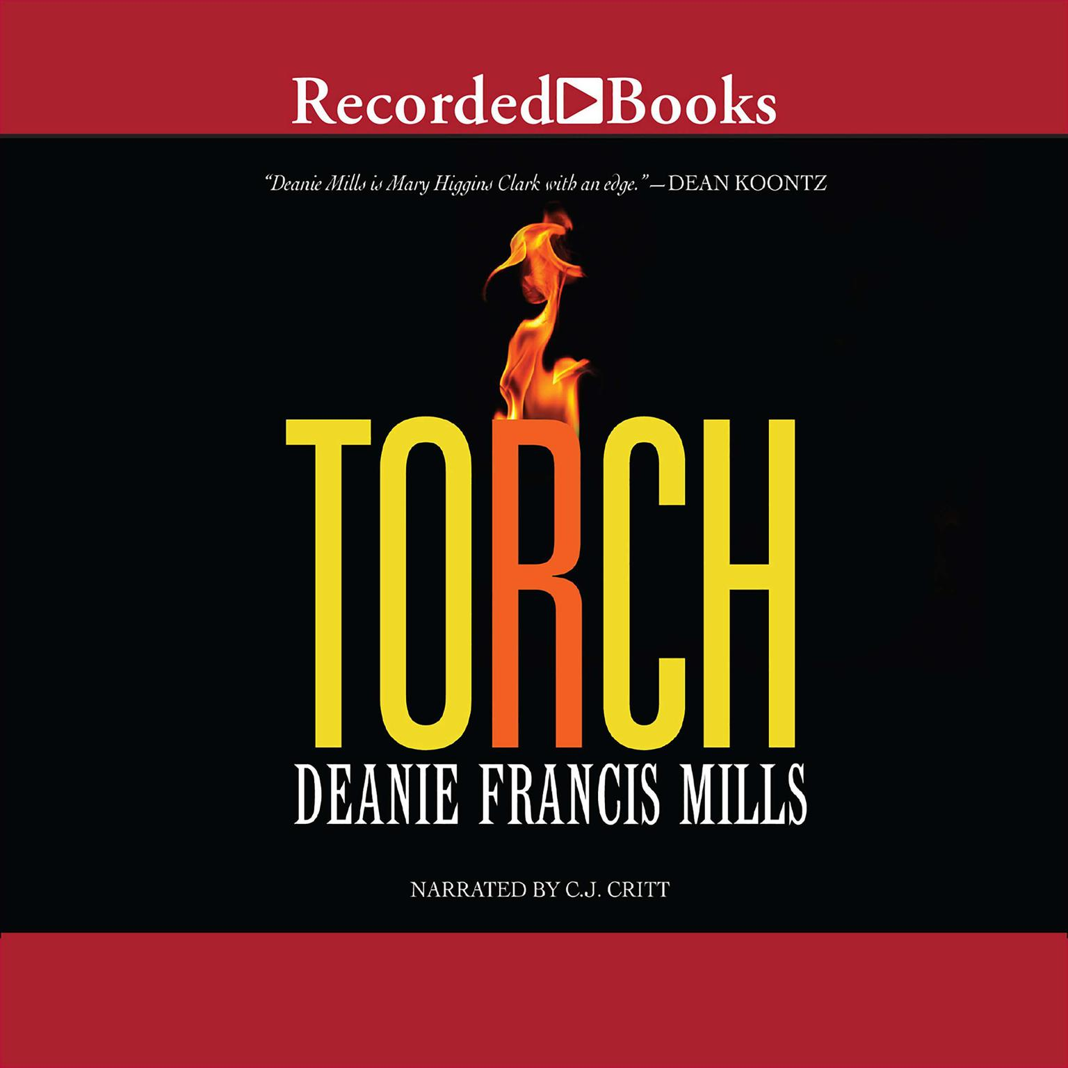 Printable Torch Audiobook Cover Art
