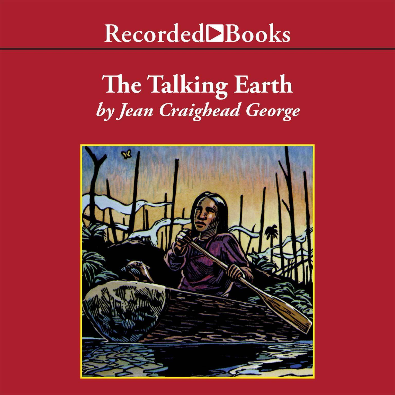 Printable The Talking Earth Audiobook Cover Art