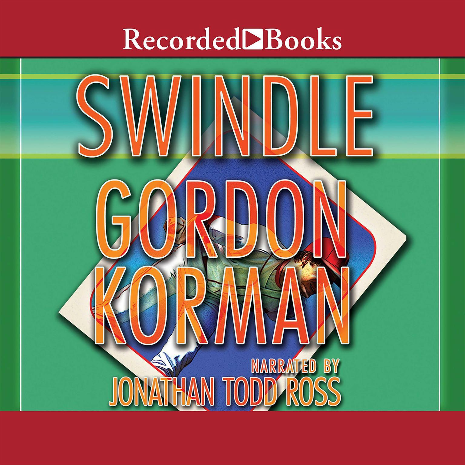 Printable Swindle Audiobook Cover Art