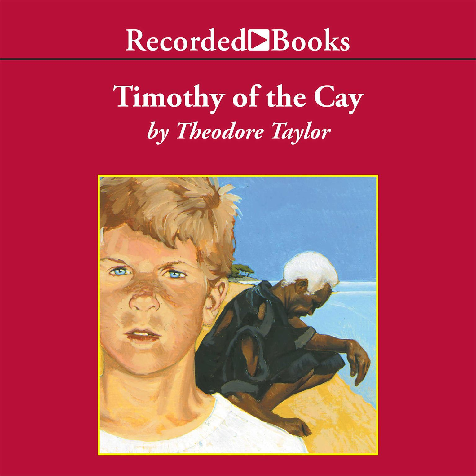 Printable Timothy of the Cay Audiobook Cover Art