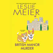 British Manor Murder, by Leslie Meier