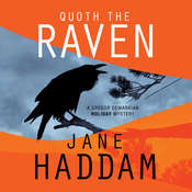 Quoth the Raven Audiobook, by Jane Haddam