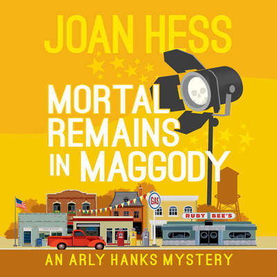 Mortal Remains in Maggody Audiobook, by Joan Hess