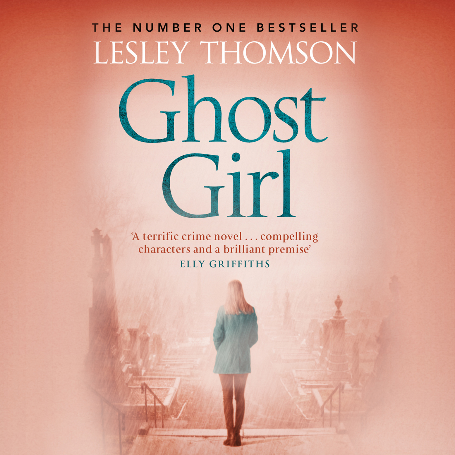 Printable Ghost Girl Audiobook Cover Art