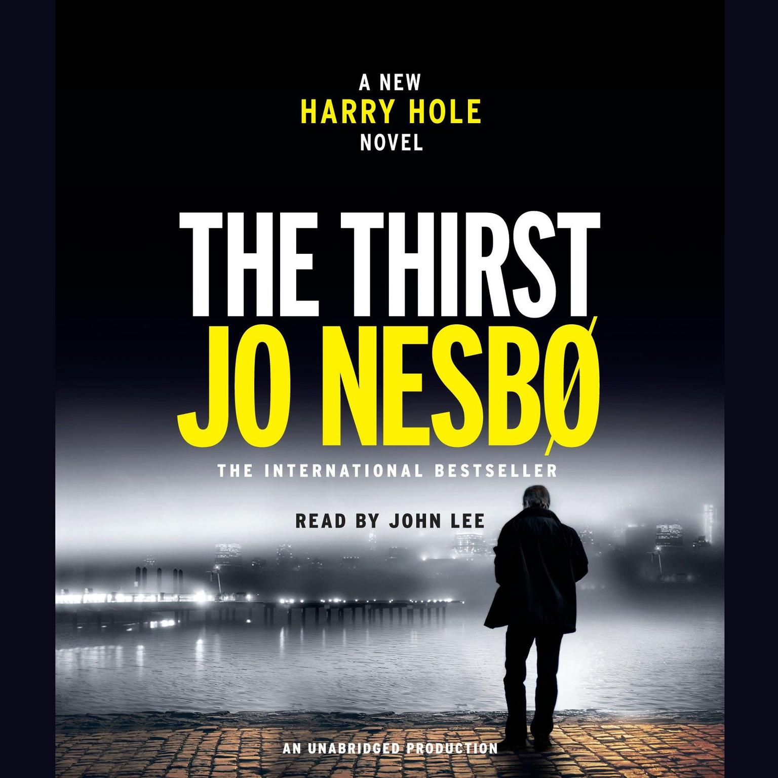 Printable The Thirst: A Harry Hole Novel Audiobook Cover Art
