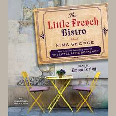 The Little French Bistro: A Novel Audiobook, by Nina George