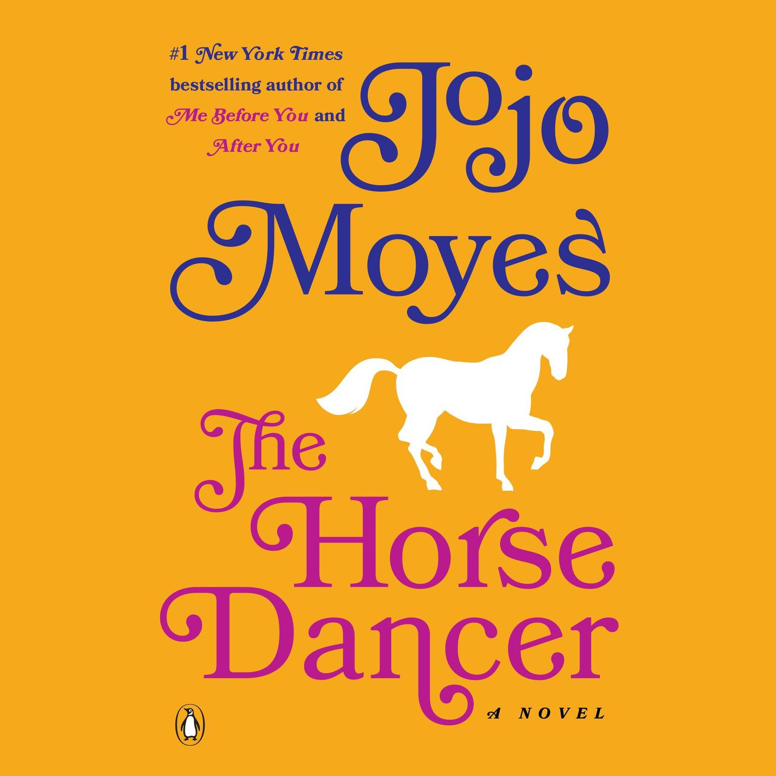 Printable The Horse Dancer: A Novel Audiobook Cover Art