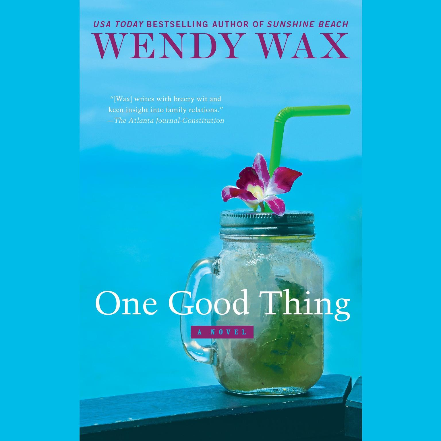 Printable One Good Thing Audiobook Cover Art