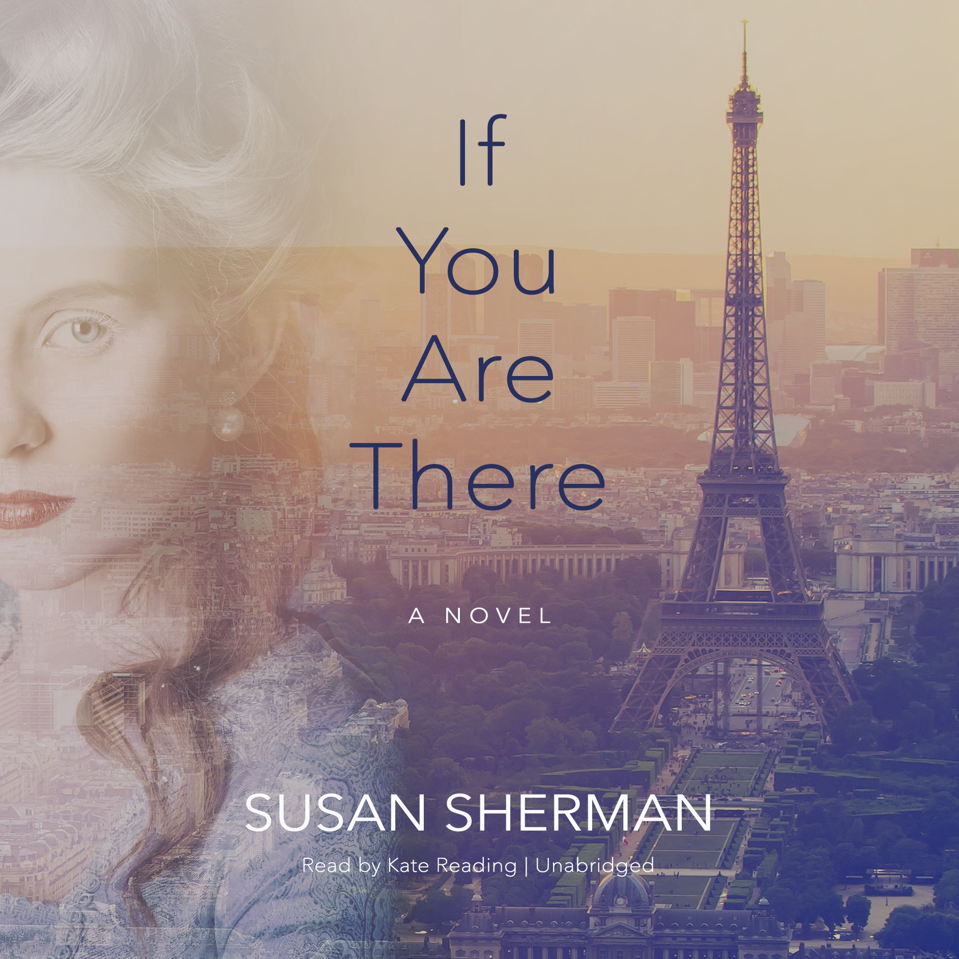 Printable If You Are There: A Novel Audiobook Cover Art