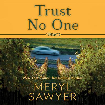 Trust No One Audiobook, by Meryl Sawyer