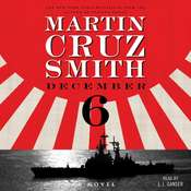 December 6: A Novel Audiobook, by Martin Cruz Smith