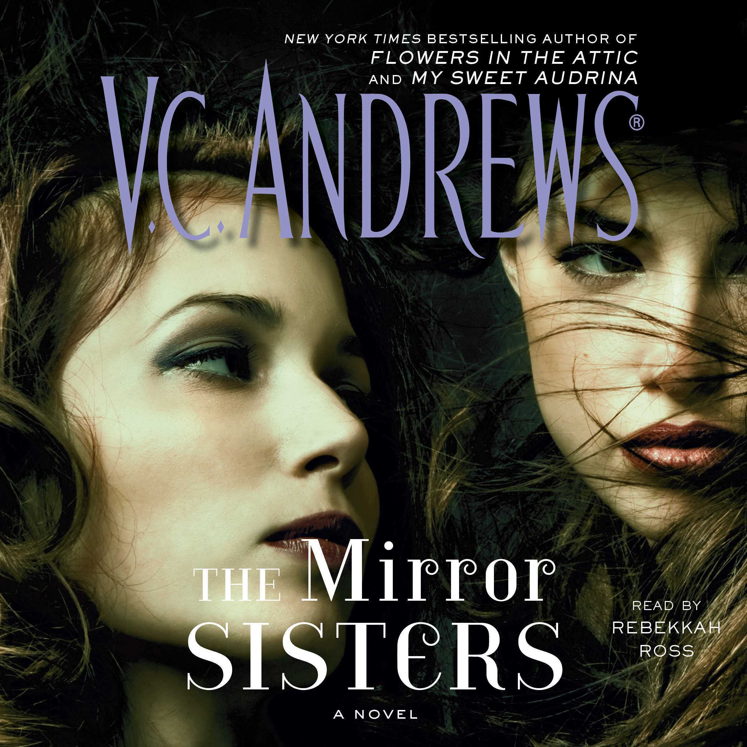 Printable The Mirror Sisters Audiobook Cover Art