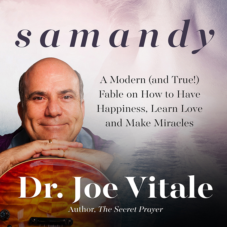 Printable Samandy: A Modern (and True!) Fable on How to Have Happiness, Learn Love, and Make Miracles Audiobook Cover Art