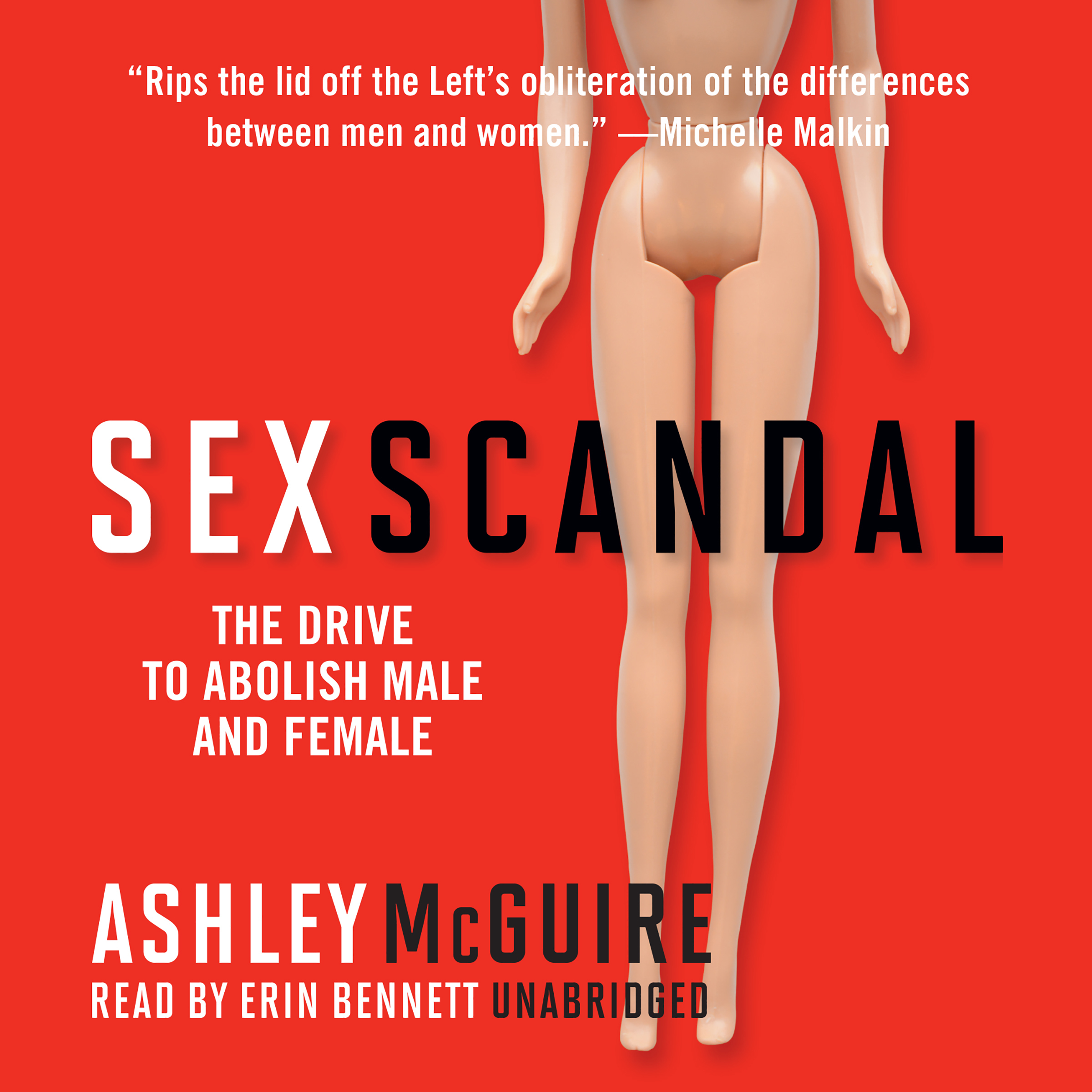 Printable Scandal of the Sexes: The Frightening Consequences of the Denial of Difference Audiobook Cover Art