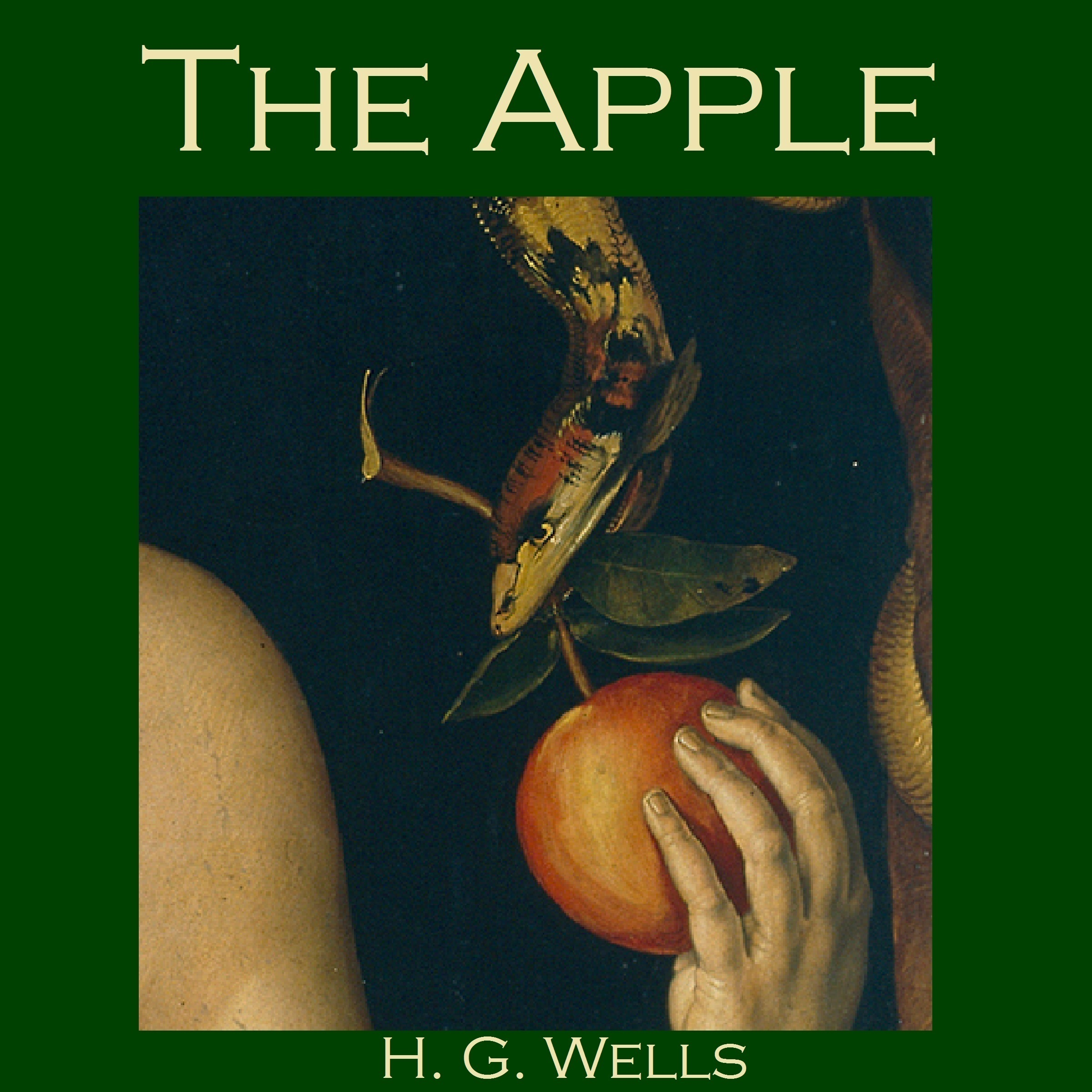 Printable The Apple Audiobook Cover Art