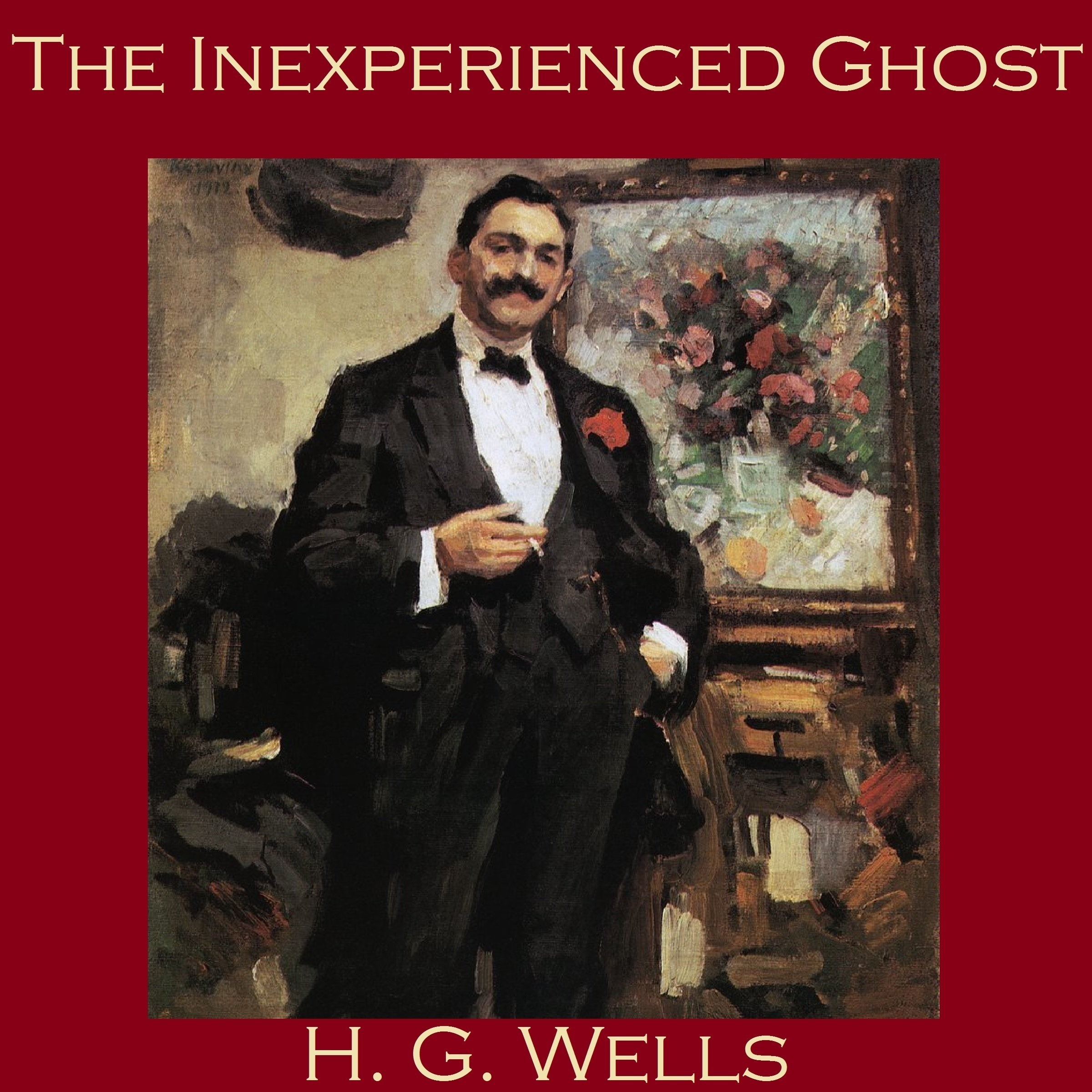 Printable The Inexperienced Ghost Audiobook Cover Art