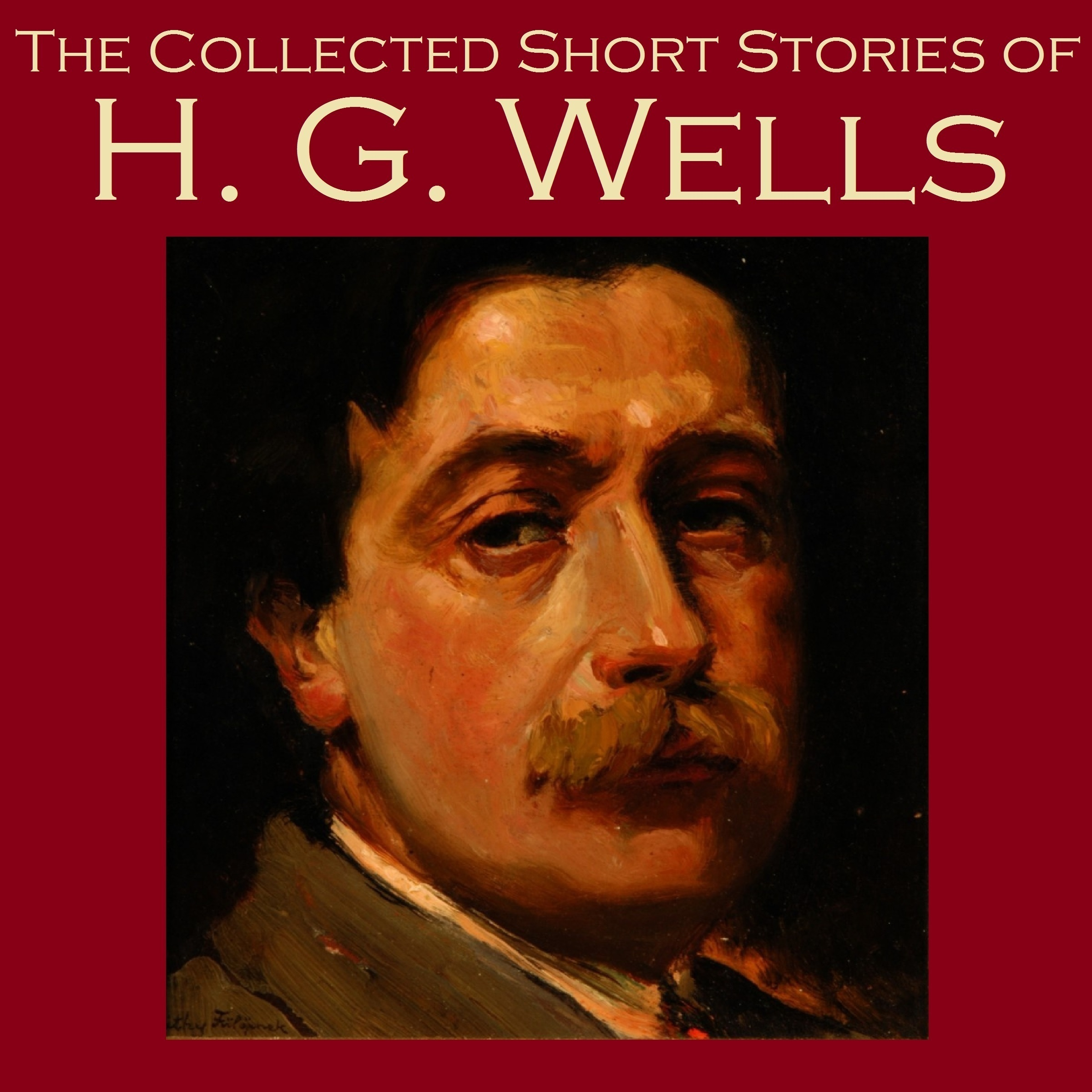 Printable The Collected Short Stories of H. G. Wells Audiobook Cover Art