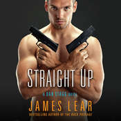 Straight Up Audiobook, by James Lear