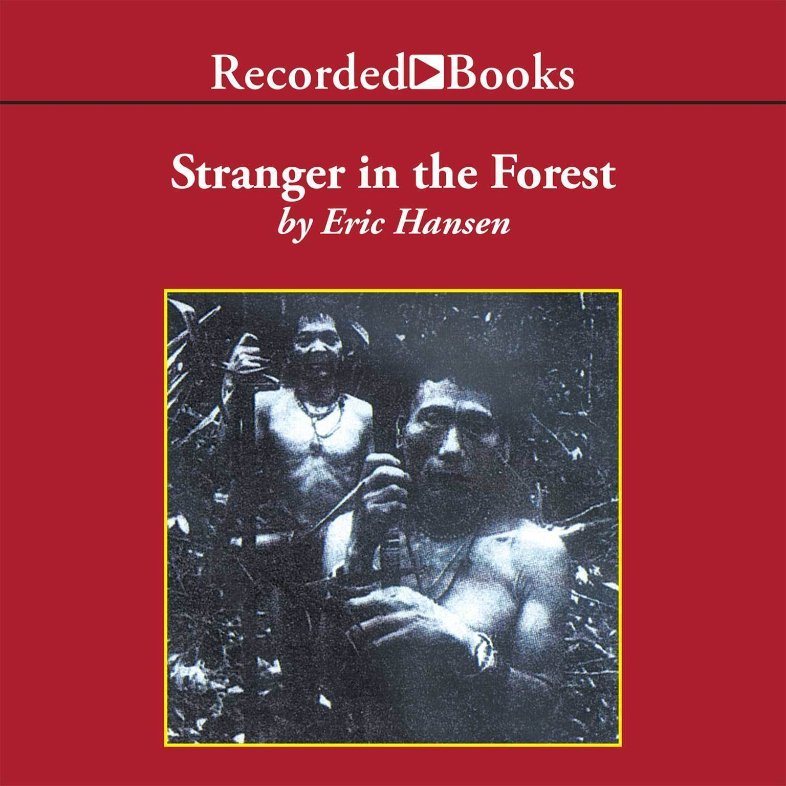 Printable Stranger in the Forest Audiobook Cover Art