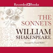 The Sonnets Audiobook, by William Shakespeare