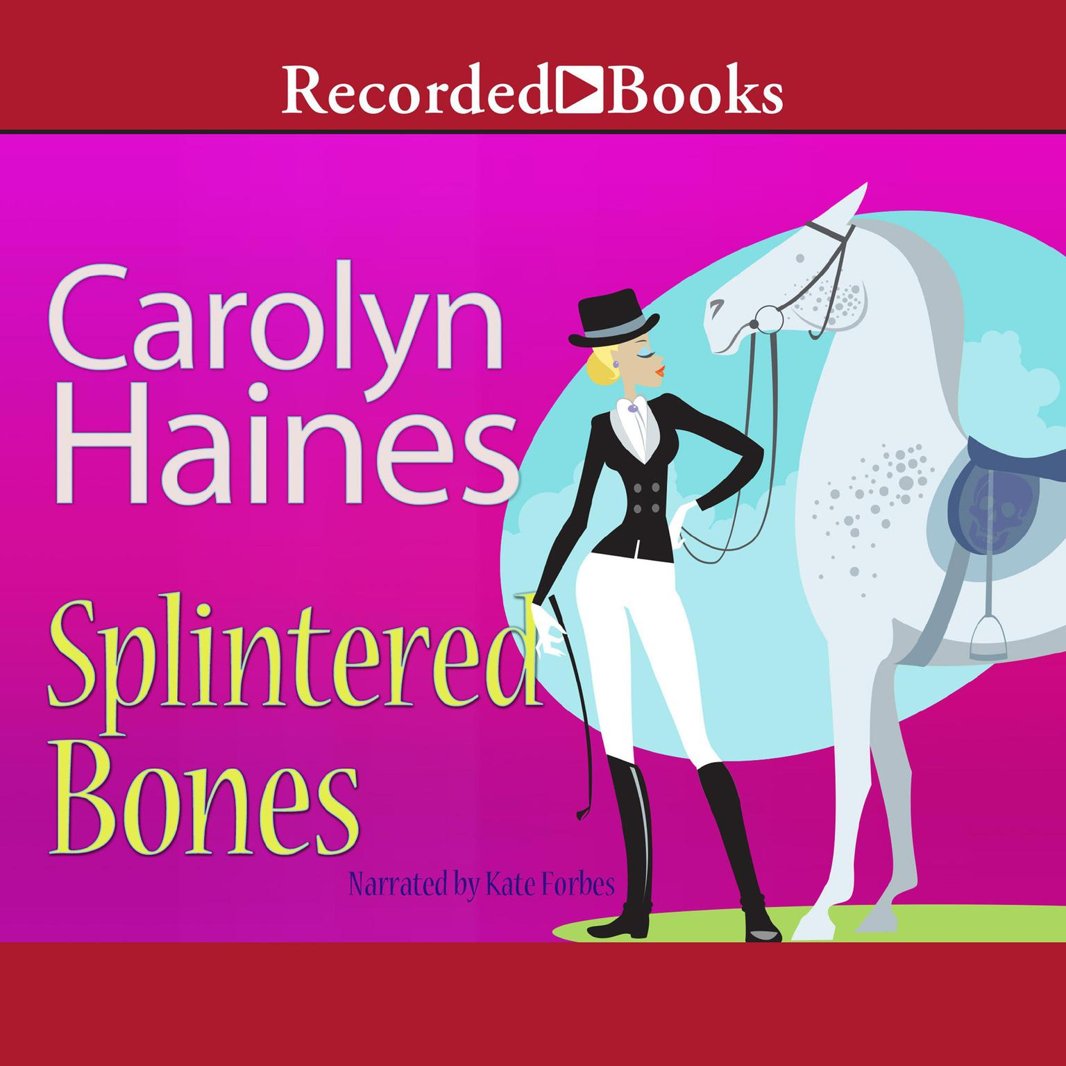 Printable Splintered Bones Audiobook Cover Art
