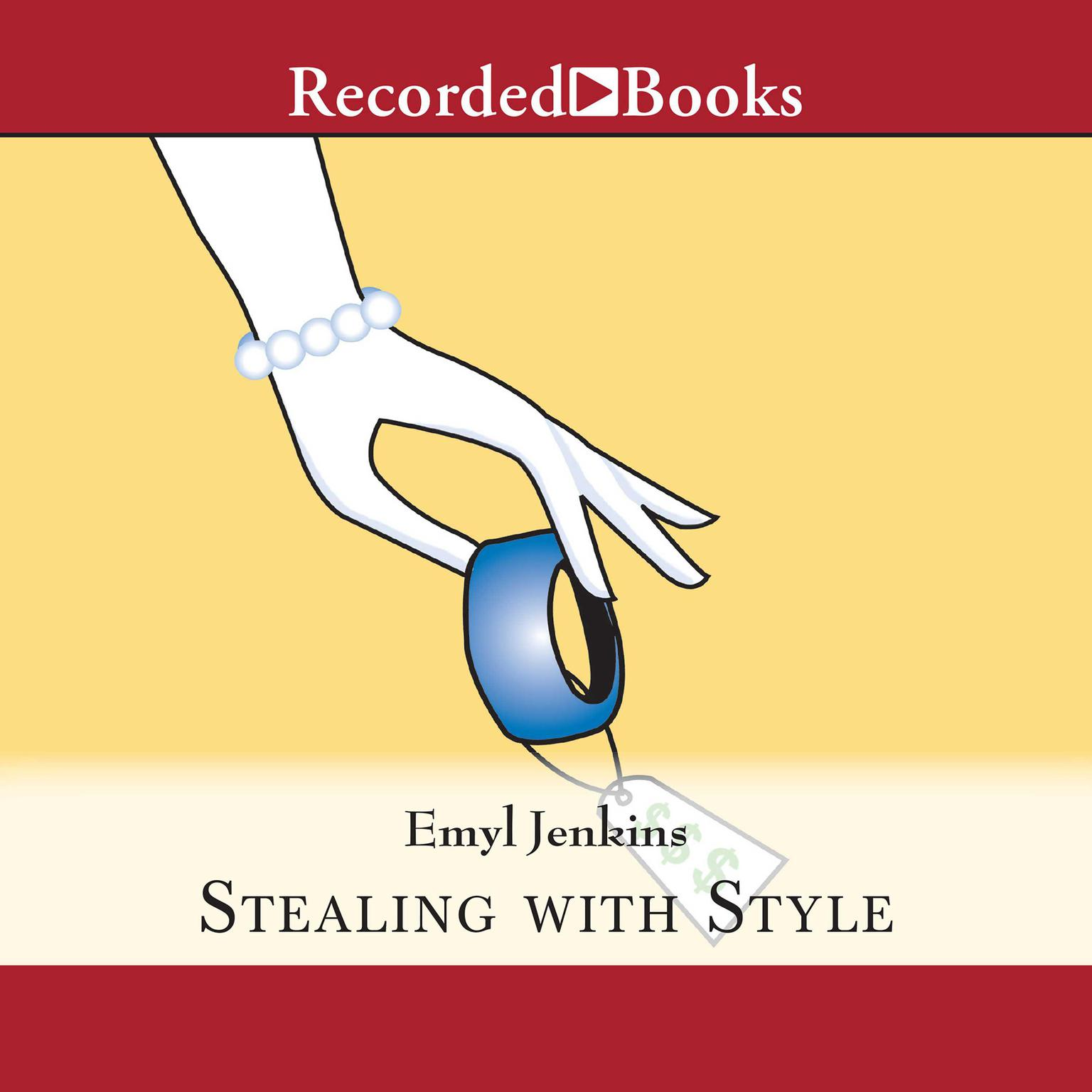 Printable Stealing with Style Audiobook Cover Art