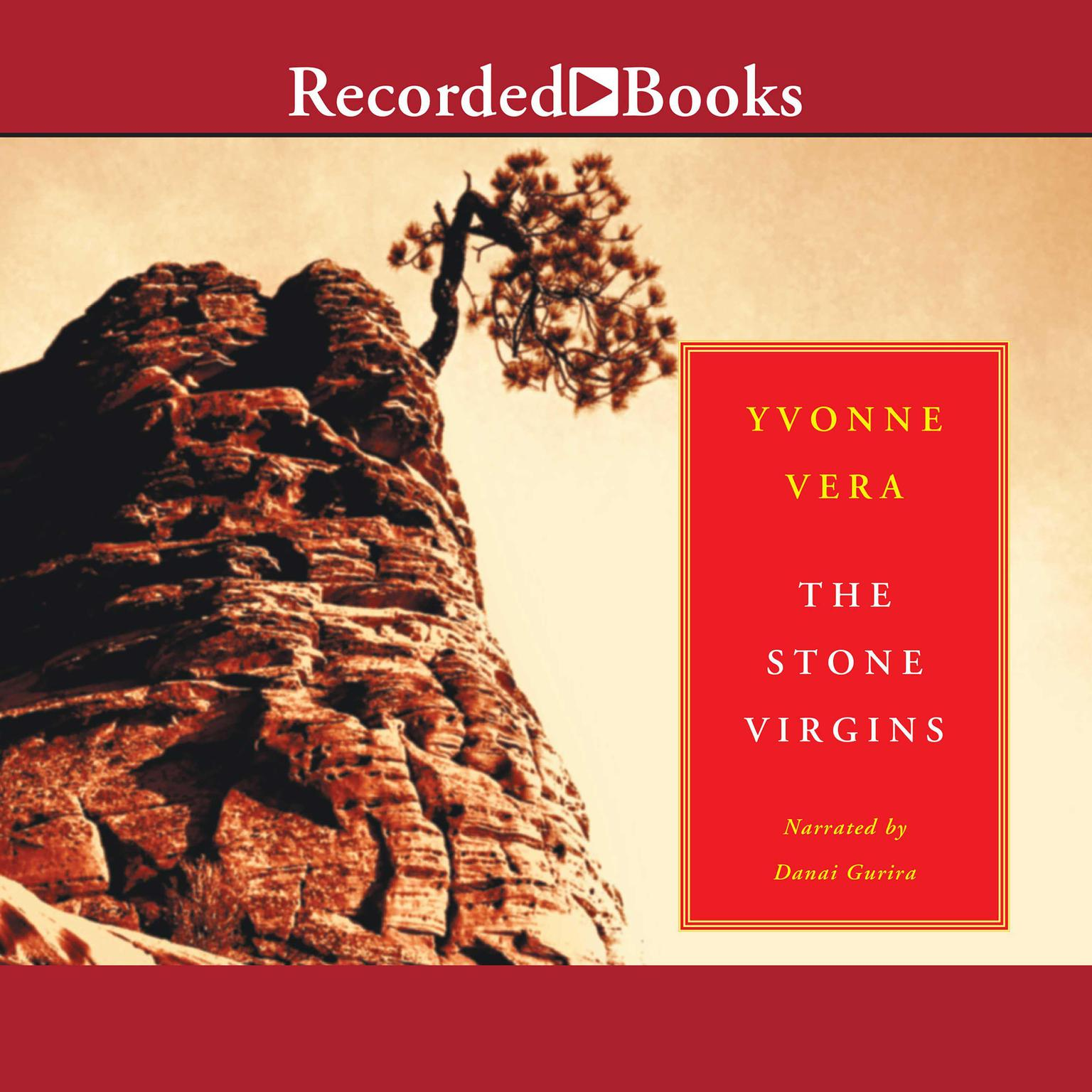 Printable The Stone Virgins: A Novel Audiobook Cover Art