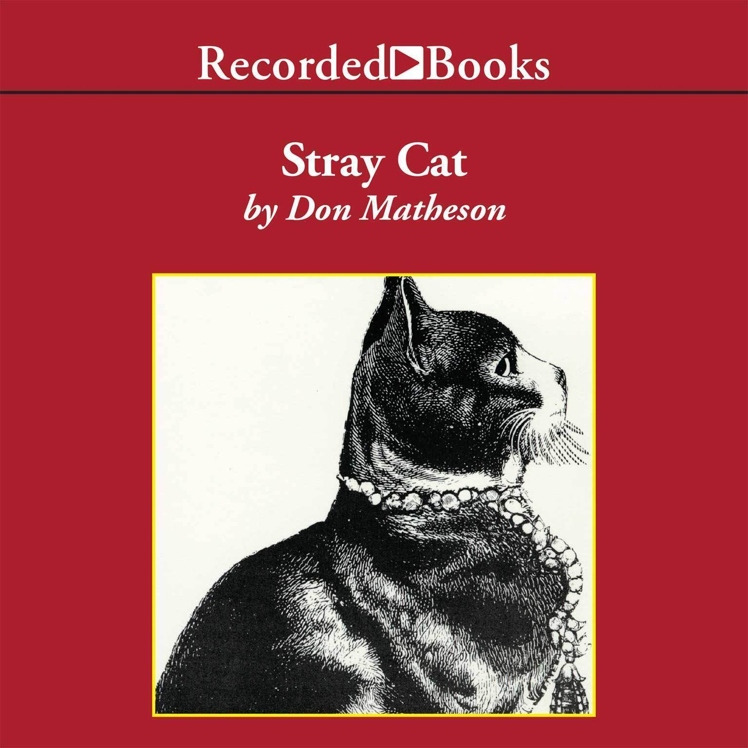 Printable Stray Cat Audiobook Cover Art