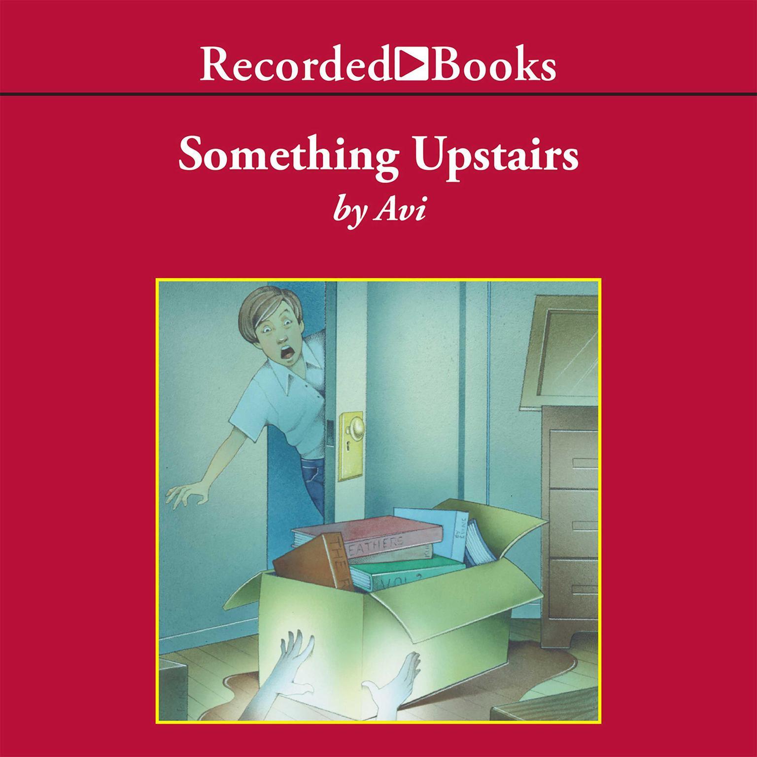 Printable Something Upstairs Audiobook Cover Art