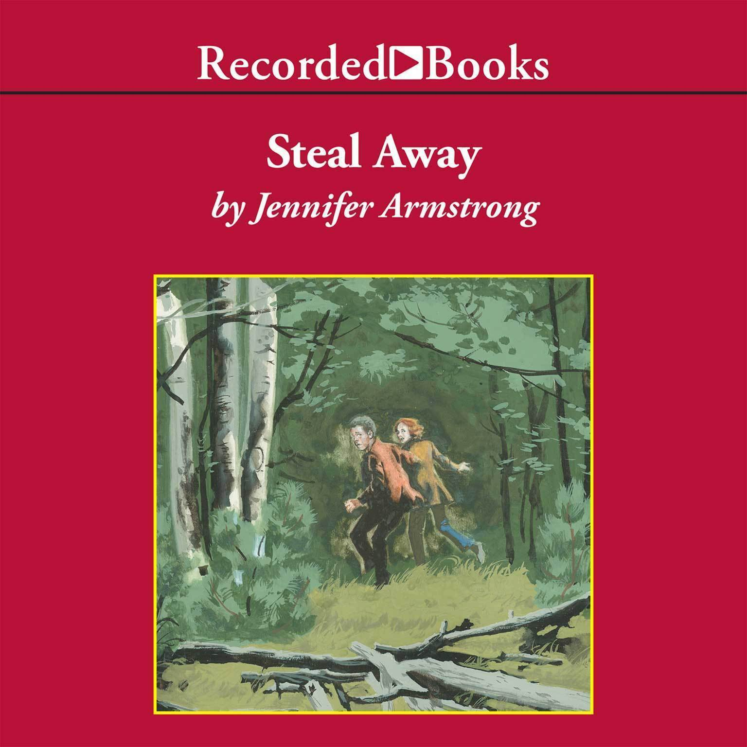 Printable Steal Away Audiobook Cover Art