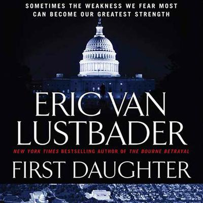 First Daughter: A McClure/Carson Novel Audiobook, by